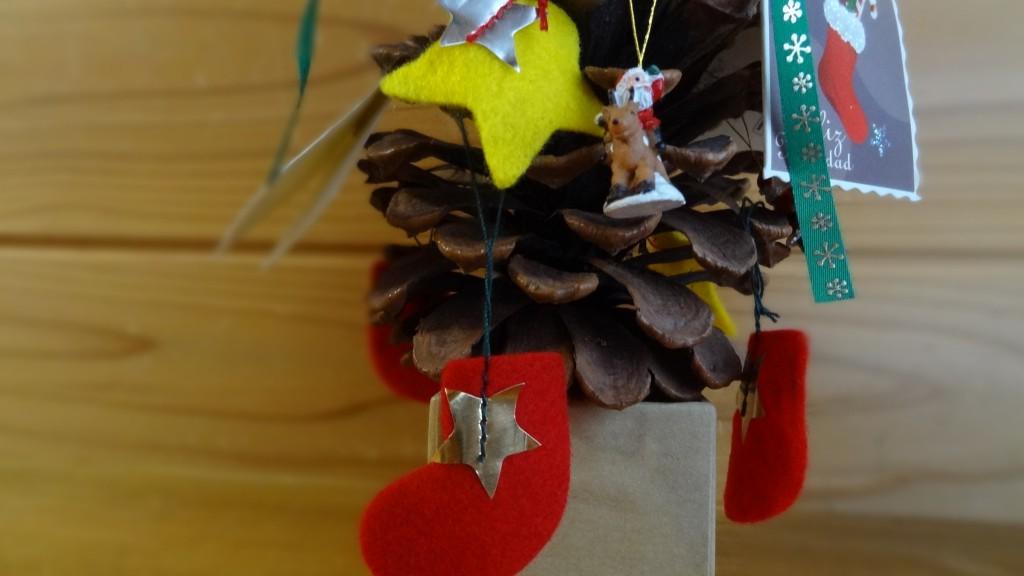 まつぼっくりツリー(3)