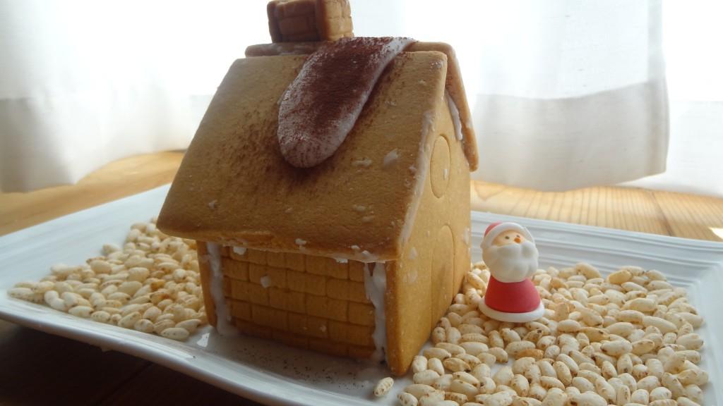 ヘクセンハウスのデコレーション完成(2)