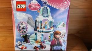 「レゴ ディズニー・プリンセス エルサのアイスキャッスル」(4)