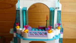 エルサのお城の完成(3)