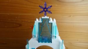 エルサのお城の完成(4)