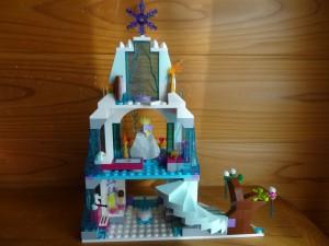 エルサのお城の完成(5)