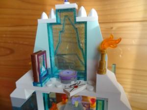 エルサのお城の完成(6)