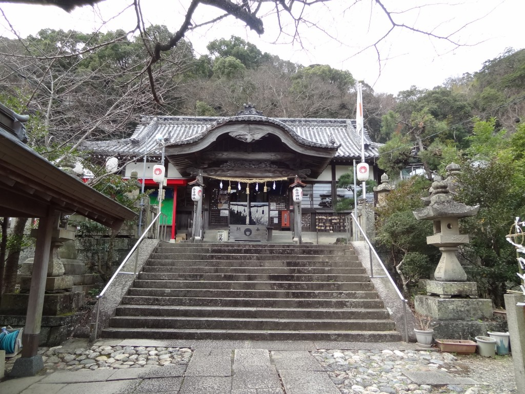 春日神社に初詣(2)