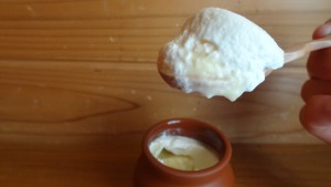 神戸フランツの「神戸魔法の壺プリン」(7)