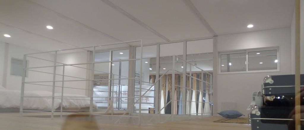 「無印良品の家 グランフロント大阪 家センター(木の家)」(5)