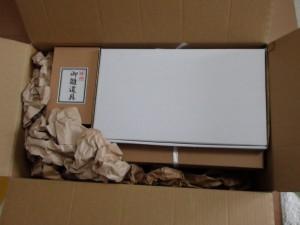 ひな人形の箱の写真(2)