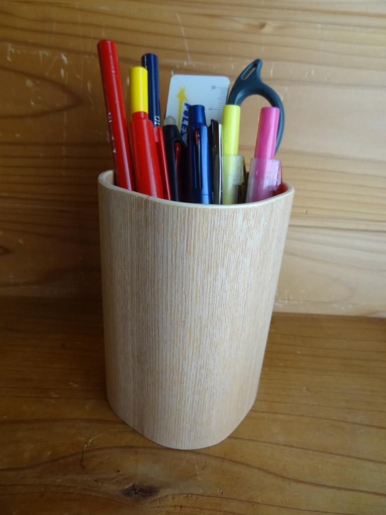 無印良品の「木製スタンド」(6)