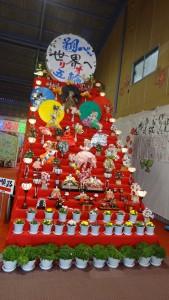 「第28回元祖ビッグひな祭り」の会場写真(1)