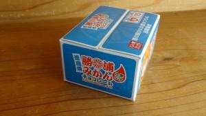 勝浦みかんチョコレート(1)