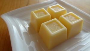勝浦みかん果汁入りチョコレート(7)