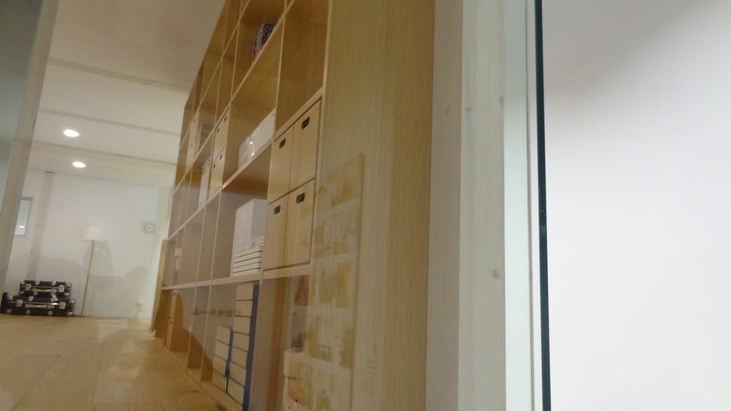 「無印良品の家 グランフロント大阪 家センター(木の家)」(6)