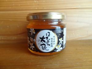 松平養蜂場の「はちみつ太良(タロー)」(1)