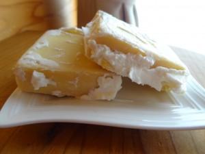 「高野豆腐ヨーグルト」(2)