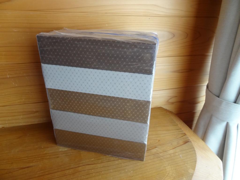 「アスクルオリジナルティッシュMOCHA 5colors 1パック(5箱入)」(1)