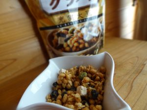 日清シスコの「ごろっとグラノーラ充実大豆」(5)