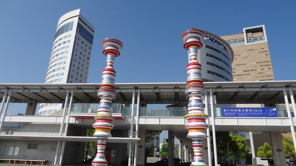 瀬戸内国際芸術祭2010の『Liminal Air-core-』という作品