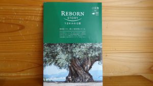 「リボーンストーリー」というパンフレット