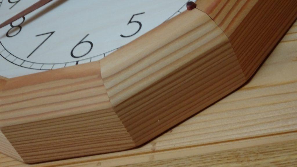 「森の電葉時計」(2)