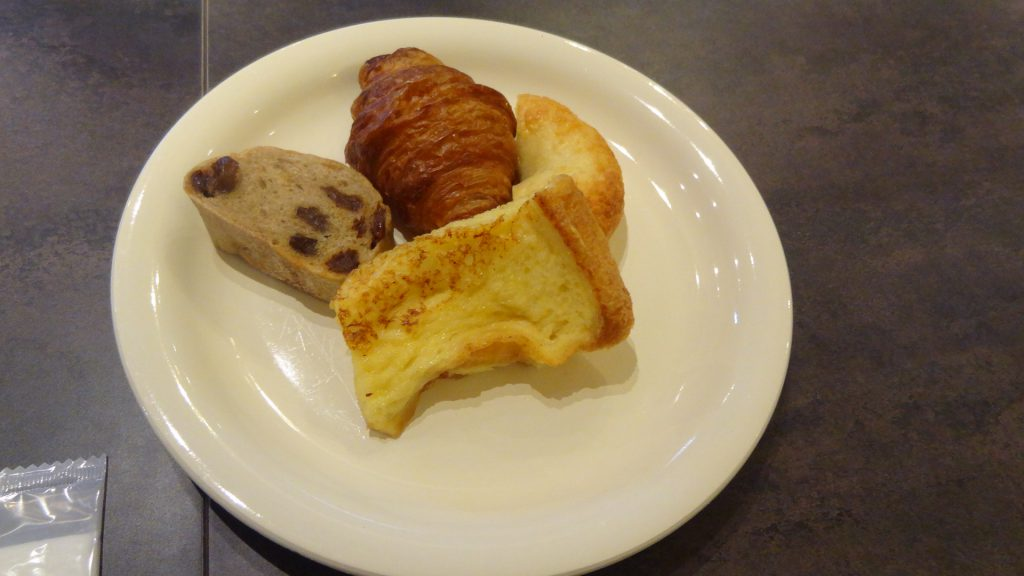 朝食ビュッフェ(5)