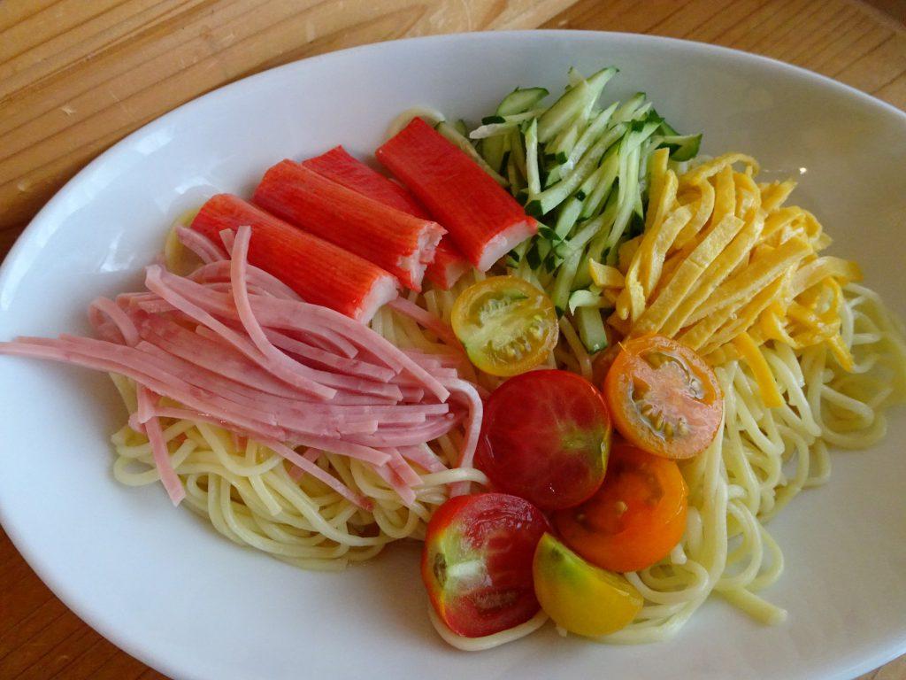 「小豆島オリーブ冷麺」(6)