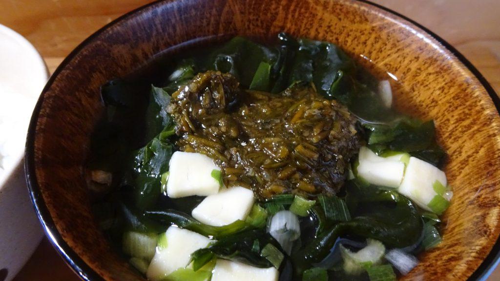 「アカモク」の様々な食べ方(3)