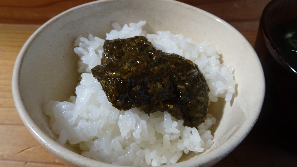 「アカモク」の様々な食べ方(1)