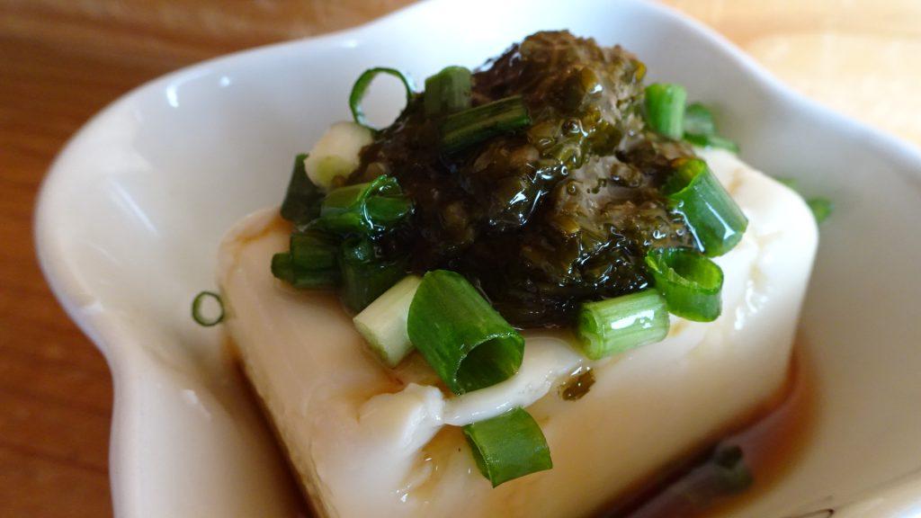 「アカモク」の様々な食べ方(5)