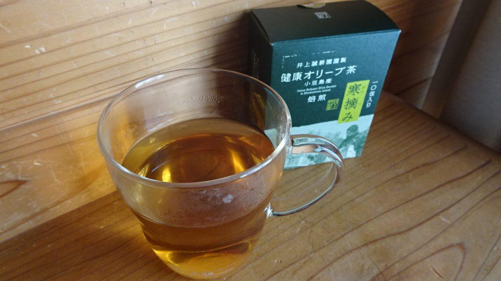 「井上誠耕園謹製 健康オリーブ茶」(8)